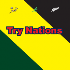 Try Nations Touch Rugby Team