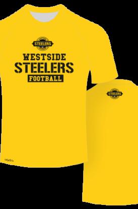 sale retailer ba316 a9c2c Steelers T-Shirt – yellow