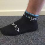 Short Vayda socks - Side