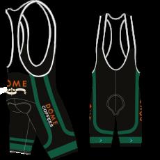 Vayda Dome Coffees Cycling Bib-Knicks