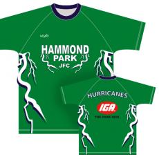 Vayda Hammond Park JFC Boys Shirt