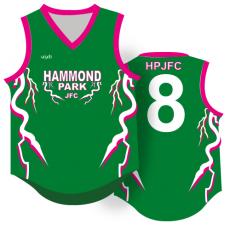 Vayda Hammond Park JFC Girls Jersey