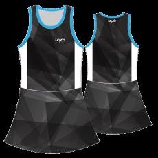 Vayda Sport Netball Bodysuit