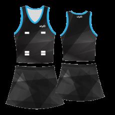Vayda Sport Netball Skirt & Top