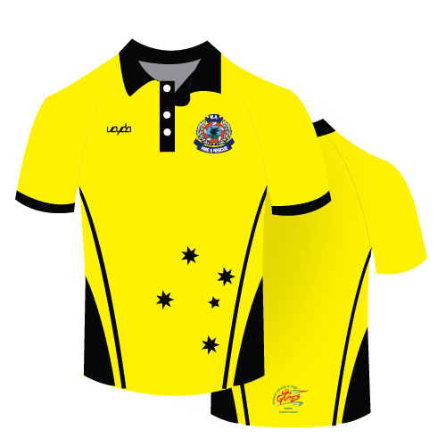 Vayda WAFRS Games Polo Shirt