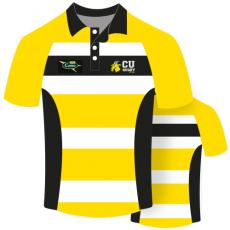 Vayda Curtin University Rugby 2013 Polo 2