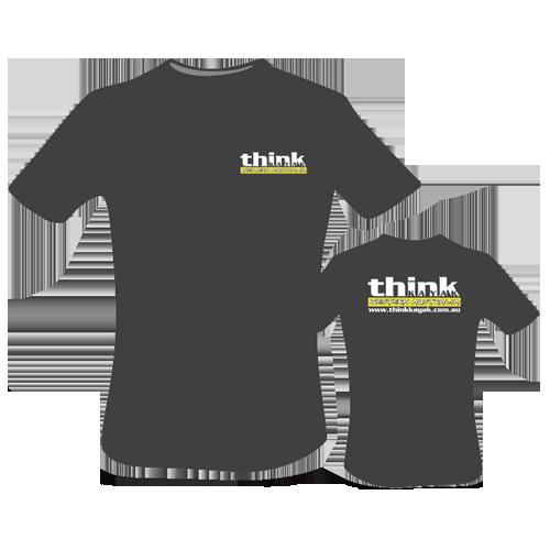 Vayda Think Kayak T-shirt