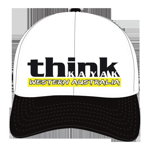 Vayda Think Kayak Trucker Cap Black