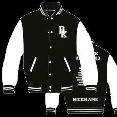 Vayda Bruce Rock Varsity Jacket