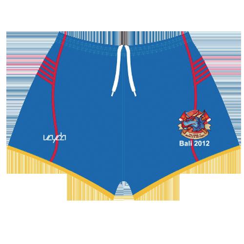 Vayda WAFRS Bali Kit Shorts