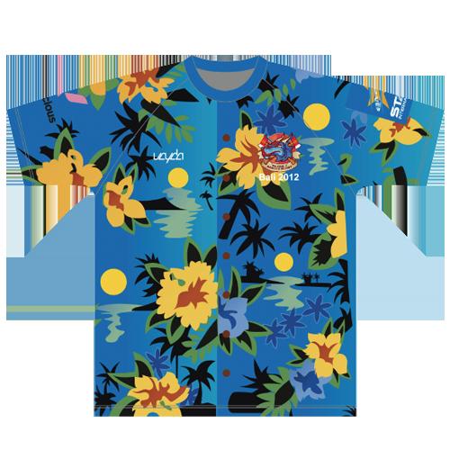 Vayda WAFRS Bali Kit T-shirt